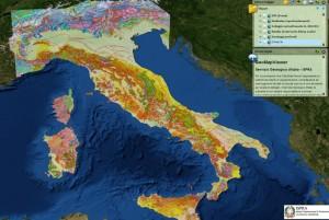 Geo Map Viewer - Servizio Geologico d'Italia - Copia