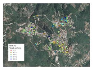 Progetto per la valutazione del rischio sismico in Alta Val d'Agri